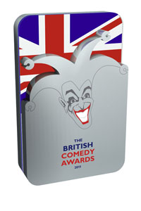 British Comedy Award 2011 front