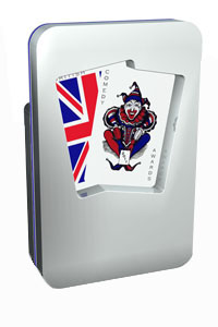 British Comedy Award 2011 - back