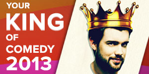 King of Comedy 2013 - Jack Whitehall