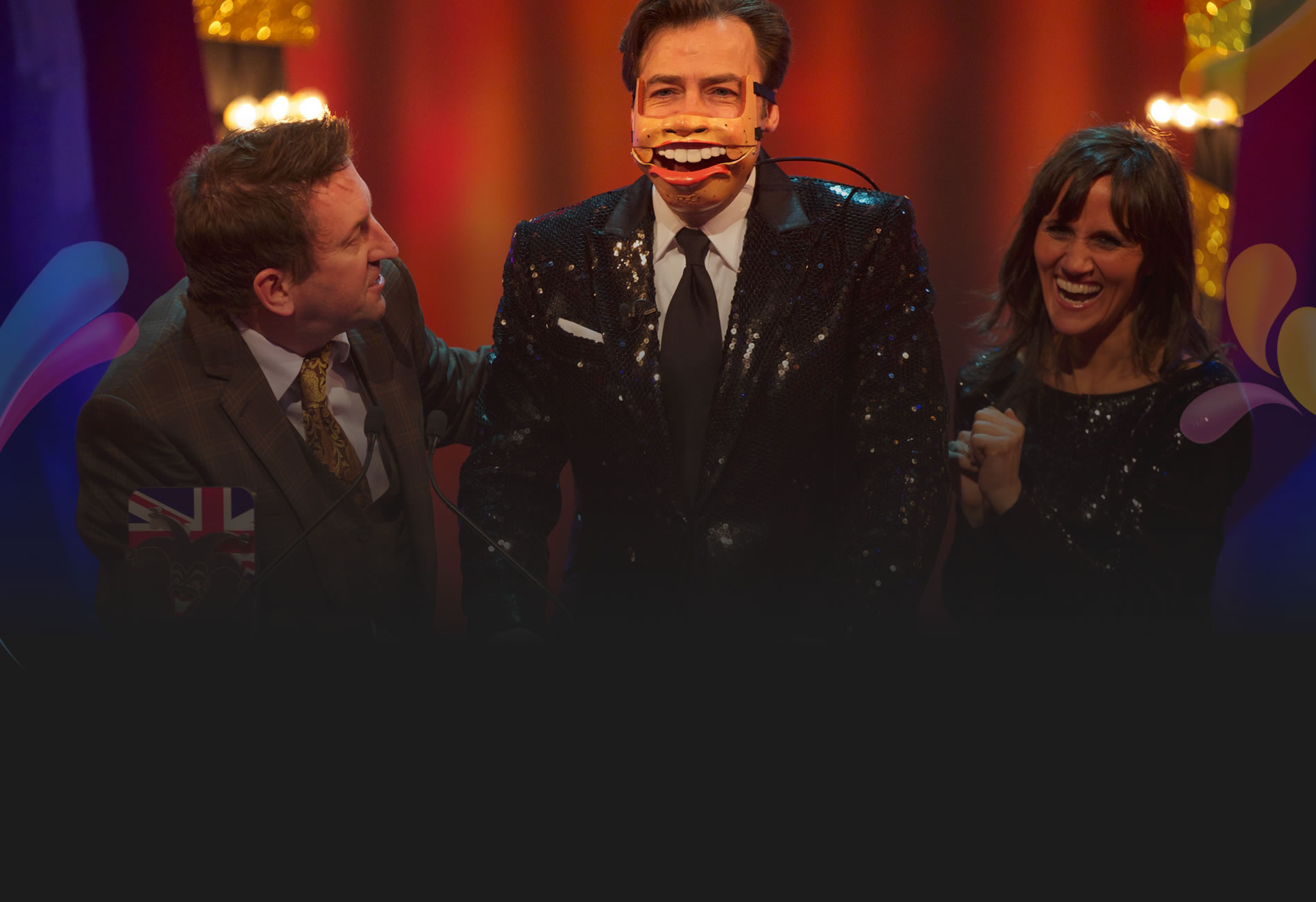 The British Comedy Awards 2014